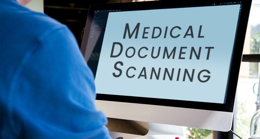 ways through which medical document scanning functions for With medical document scanning
