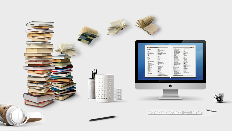 Book Indexing Services