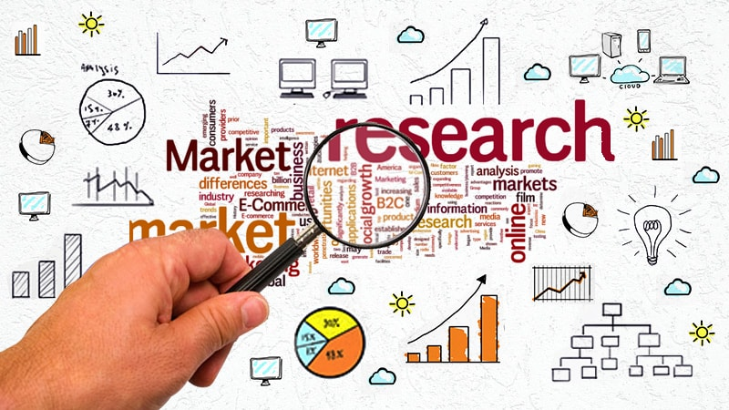 market research support services