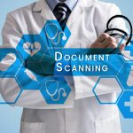 Ways through which Medical Document Scanning Functions for Hospitals and Clinics