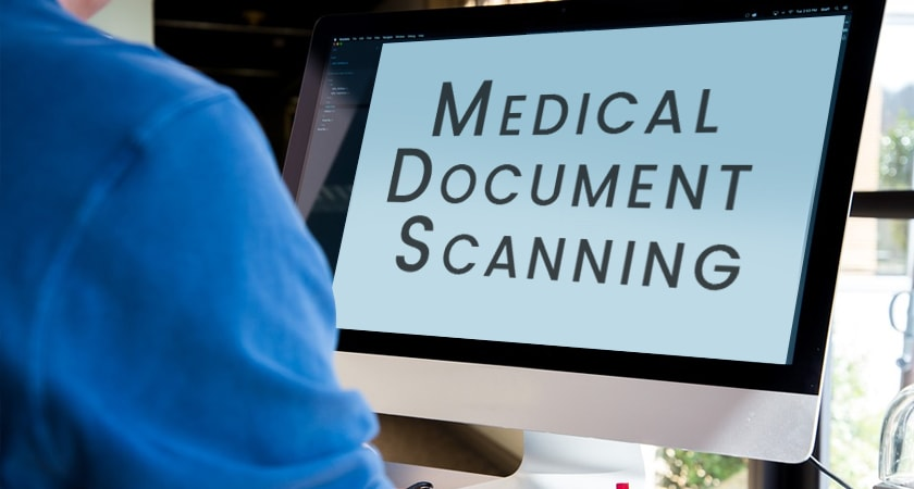 Ways through which Medical Document Scanning