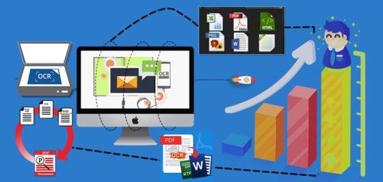 how digital documentation using OCR benefits your business