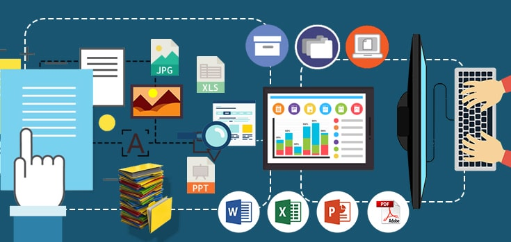The challenges of Document scanning services in a paper based offices