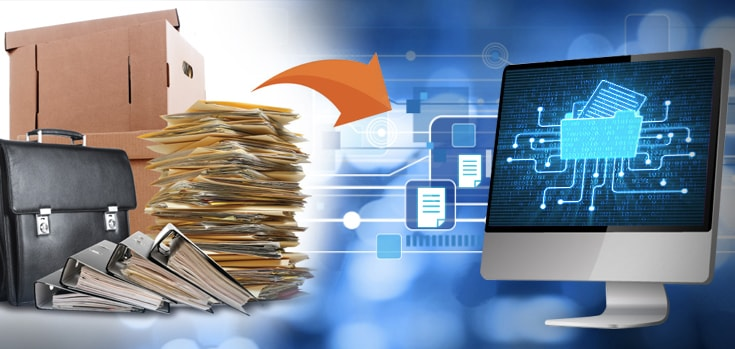 Digitize Your Documents by Outsourcing Document Scanning Services