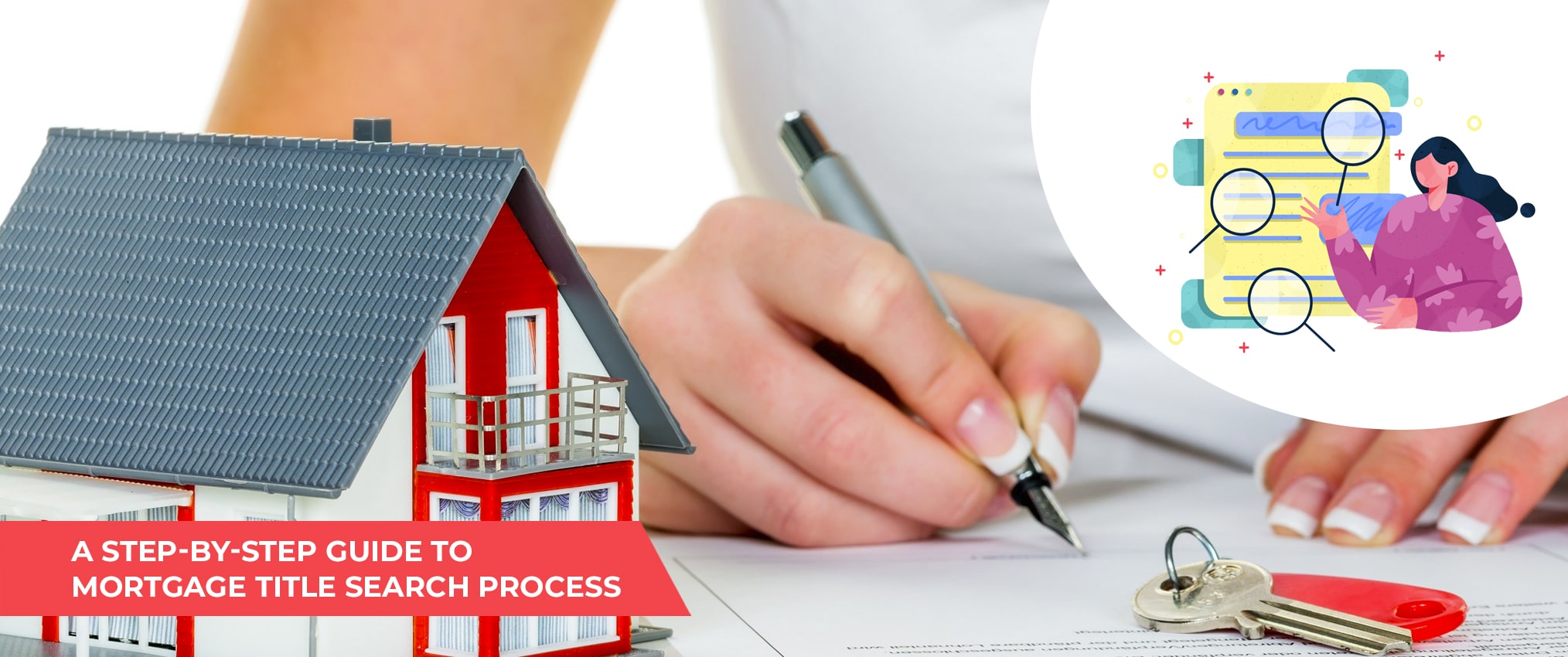 mortgage title search process