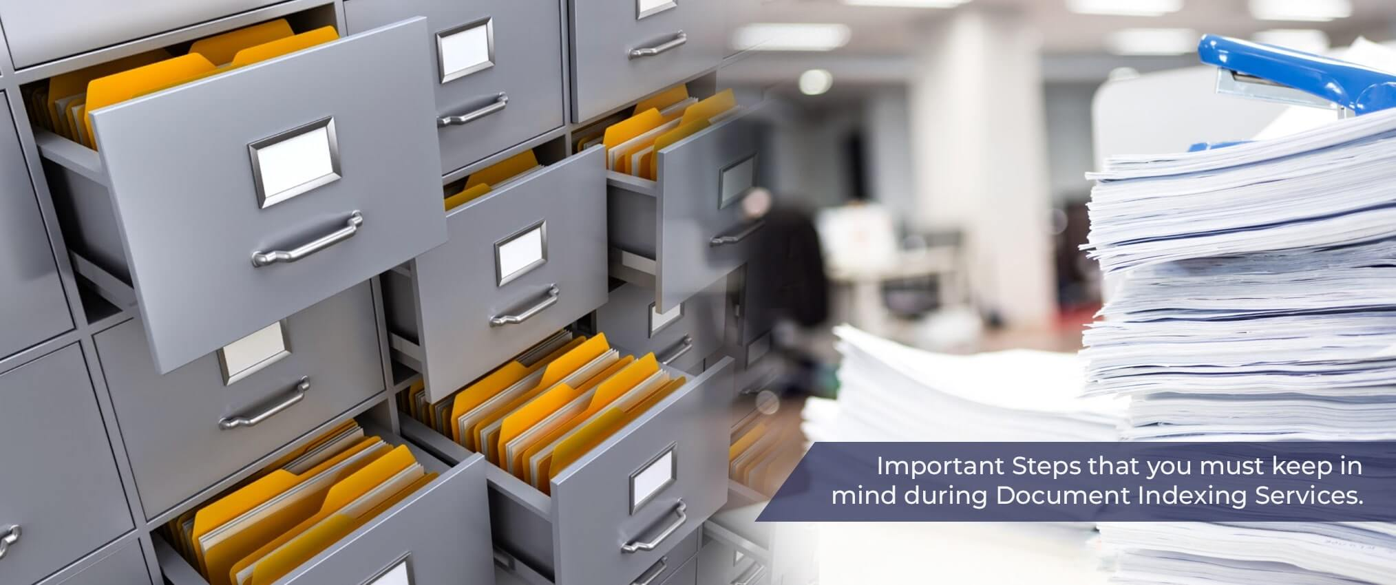 document indexing services