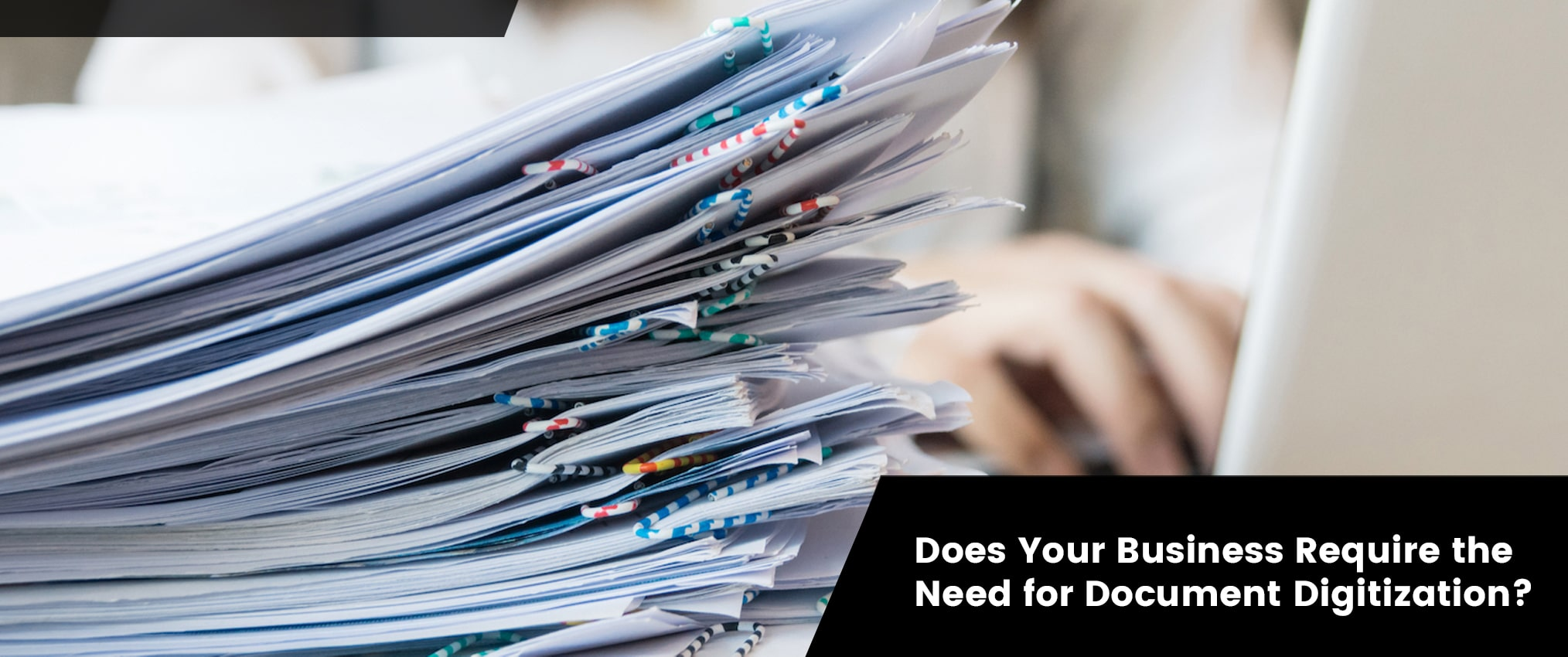 document digitization for your business