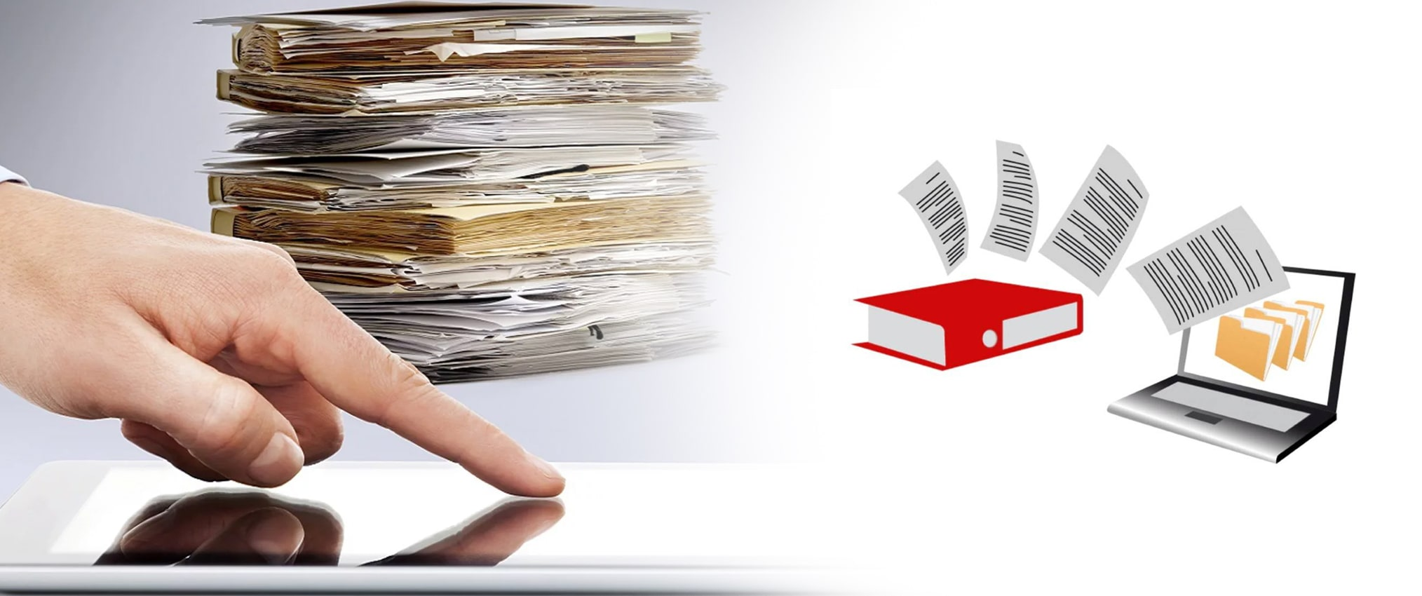 Searching for a solution to your Document Digitization