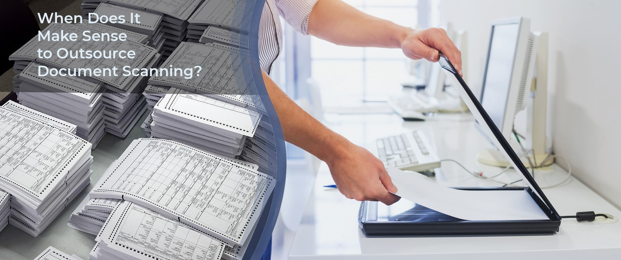 Outsource Document Scanning