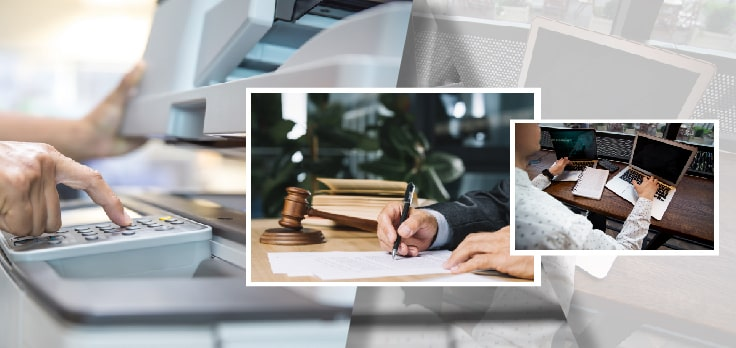 Top Outsourcing Benefits of Legal Document Scanning Services