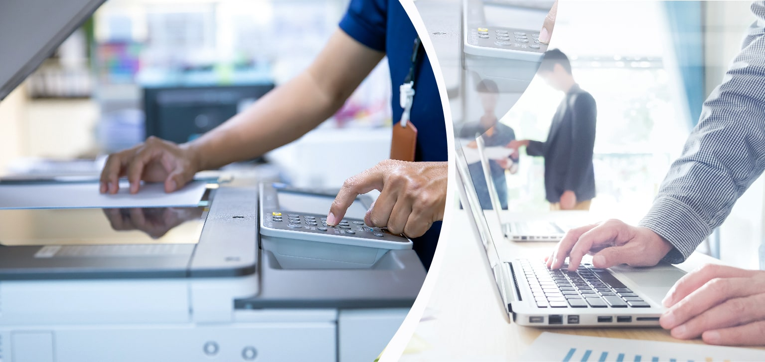 Role of Document Scanning in a Digital Workplace