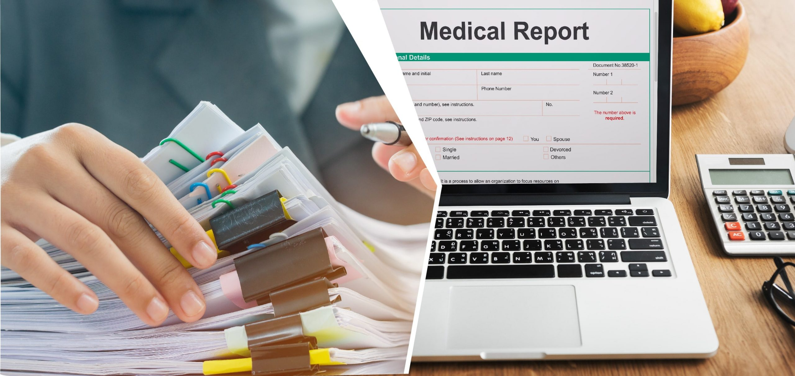 Scanning Medical Records Could Improve Efficiency in Healthcare